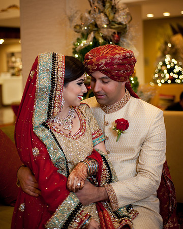 Amna & Rizwaan - Wedding