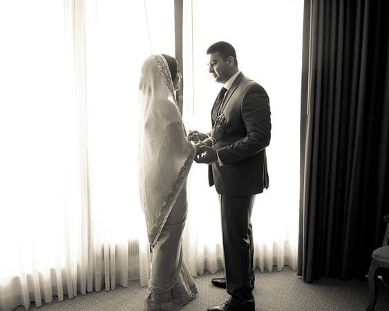 Maliha & Hussain - Wedding