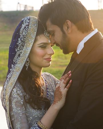Arsalan & Hadia