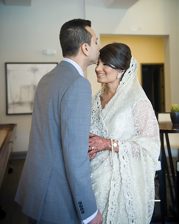 Kiran & Ahmed - Wedding