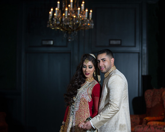 Mohsin & Sania - Wedding